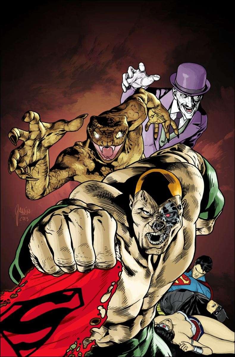 Detective comics #23.4, Man-Bat #1 (3D COVER 2013 DC New 52) NM Free Bag / Board