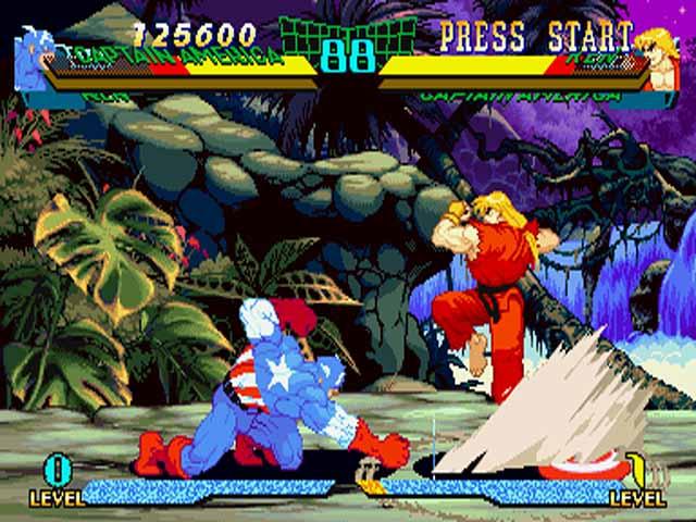 December - Marvel Super Heroes vs. Street Fighter Winner: Jonah S.