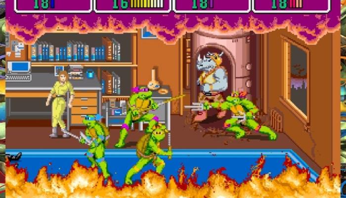 March - Teenage Mutant Ninja Turtles Winner: Joe P.