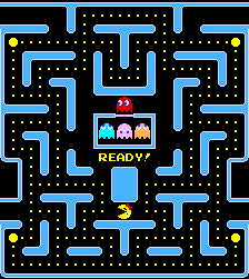 June - Ms. Pac-Man Winner: Mike M.