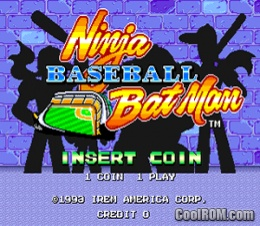September - Ninja Baseball BatMan Winner: Joe P.
