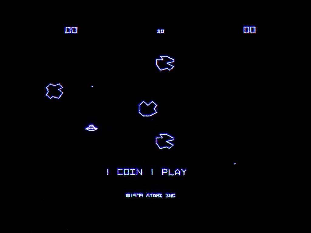 June - Asteroids Winner: Don W.